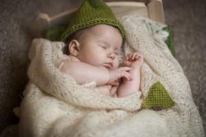Как правильно выбрать одеяло для младенца?