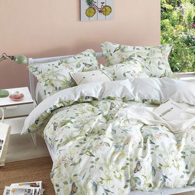 Комплект постельного белья Asabella 1001/160 на резинке (размер евро)