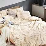 Комплект постельного белья Asabella 1008 (размер евро)
