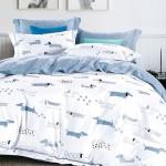 Комплект постельного белья Asabella 101 (размер евро)