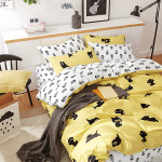 Комплект постельного белья Asabella 1017-XS (размер 1,5-спальный)