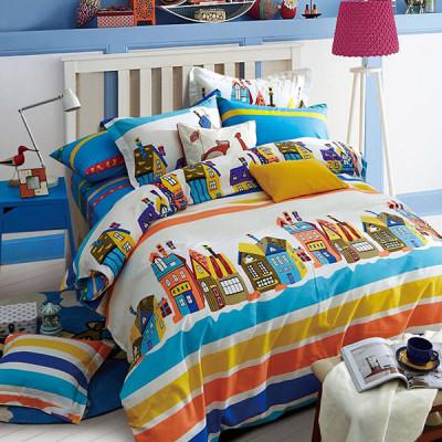 Комплект постельного белья Asabella 1021-S (размер 1,5-спальный)