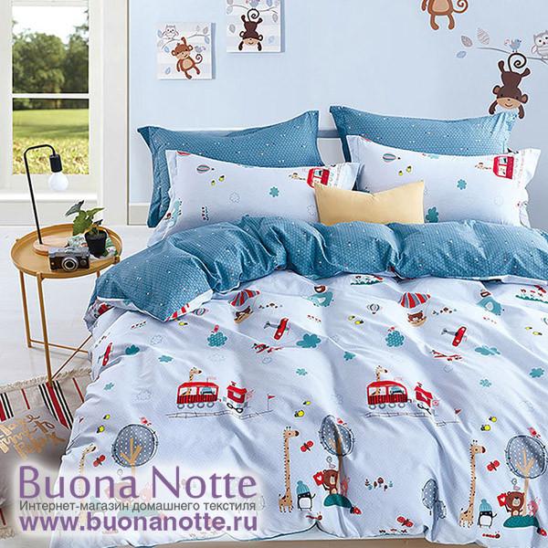 Комплект постельного белья Asabella 1025-S (размер 1,5-спальный)
