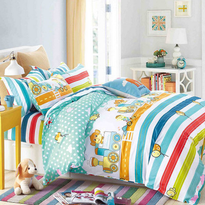 Комплект постельного белья Asabella 1029-4S (размер 1,5-спальный)