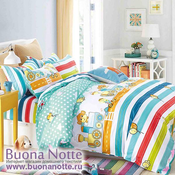 Комплект постельного белья Asabella 1029-S (размер 1,5-спальный)
