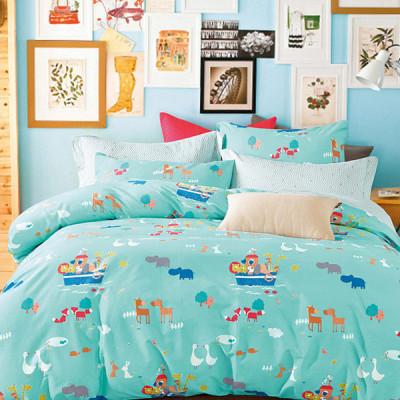 Комплект постельного белья Asabella 1031-S (размер 1,5-спальный)