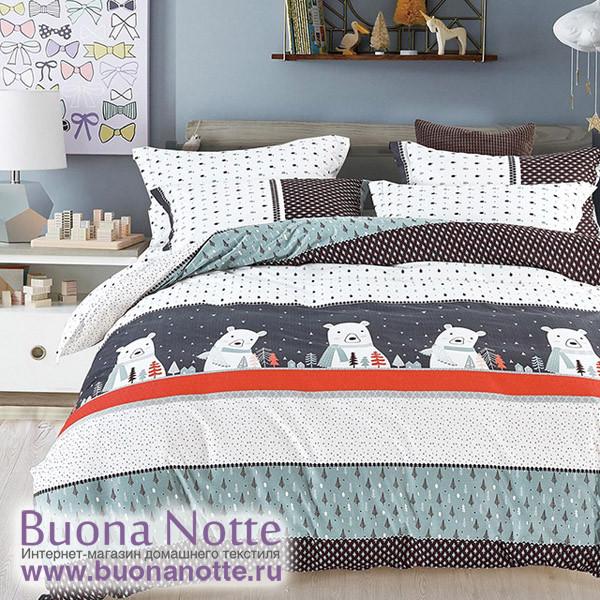 Комплект постельного белья Asabella 1032 (размер 1,5-спальный)
