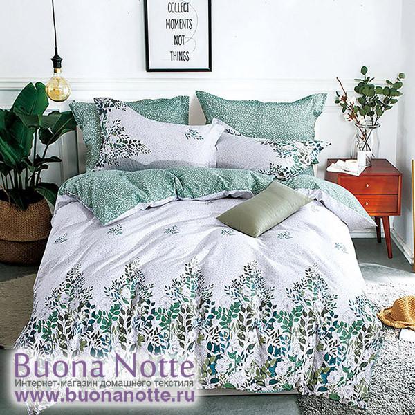 Комплект постельного белья Asabella 1033 (размер евро)