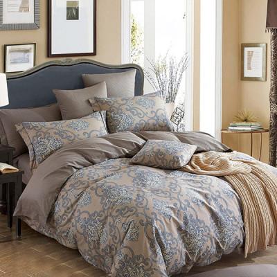 Комплект постельного белья Asabella 1078 (размер евро-плюс)