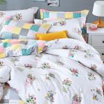 Комплект постельного белья Asabella 1082 (размер 1,5-спальный)