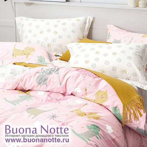 Комплект постельного белья Asabella 1086-XS (размер 1,5-спальный)