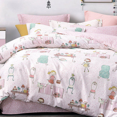 Комплект постельного белья Asabella 1091-XS (размер 1,5-спальный)
