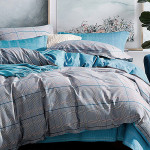 Комплект постельного белья Asabella 1092 (размер 1,5-спальный)