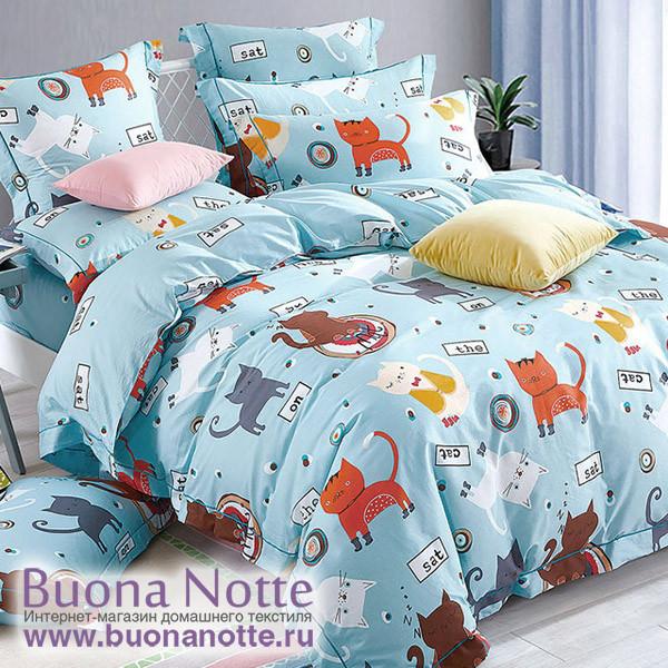 Комплект постельного белья Asabella 1093-S (размер 1,5-спальный)