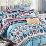 Комплект постельного белья Asabella 1096-S (размер 1,5-спальный)