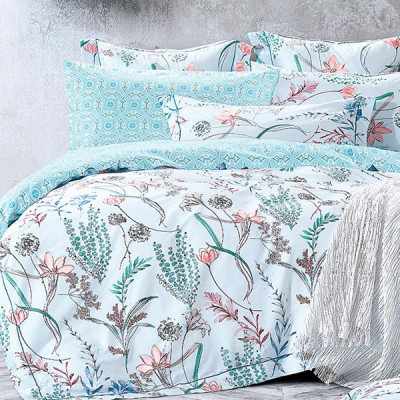 Комплект постельного белья Asabella 1099 (размер евро-плюс)