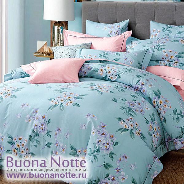 Комплект постельного белья Asabella 1103 (размер евро)