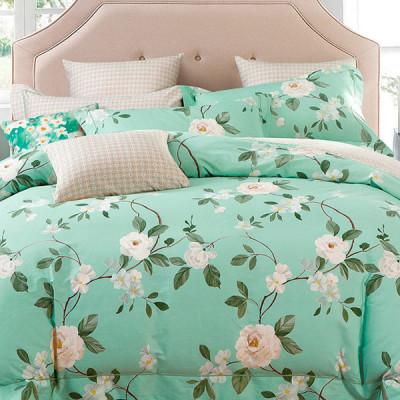 Комплект постельного белья Asabella 1108 (размер евро-плюс)