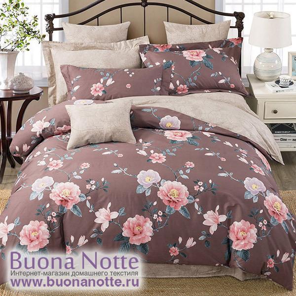 Комплект постельного белья Asabella 1109 (размер евро)