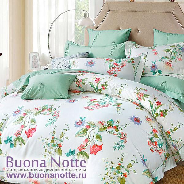 Комплект постельного белья Asabella 1110 (размер семейный)