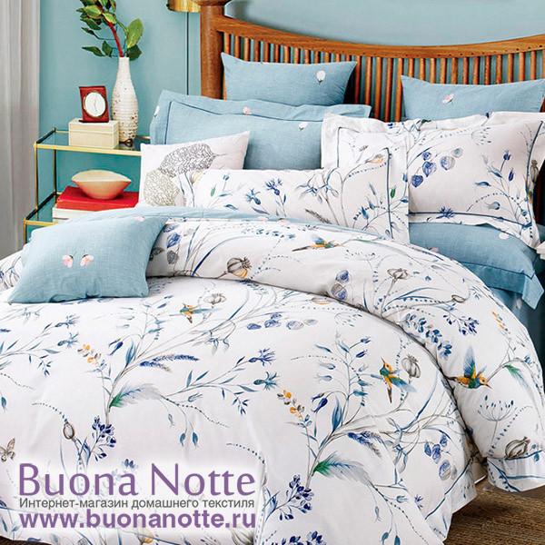 Комплект постельного белья Asabella 1114 (размер семейный)