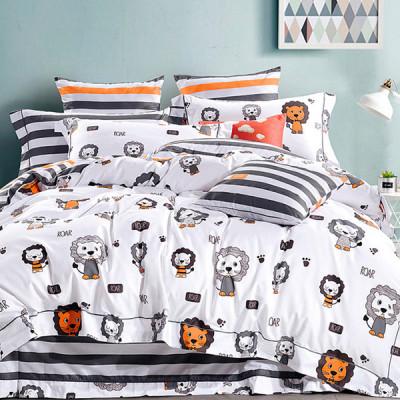 Комплект постельного белья Asabella 1116-S (размер 1,5-спальный)