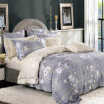 Комплект постельного белья Asabella 1118 (размер семейный)