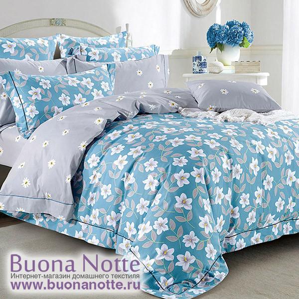 Комплект постельного белья Asabella 1121 (размер евро)