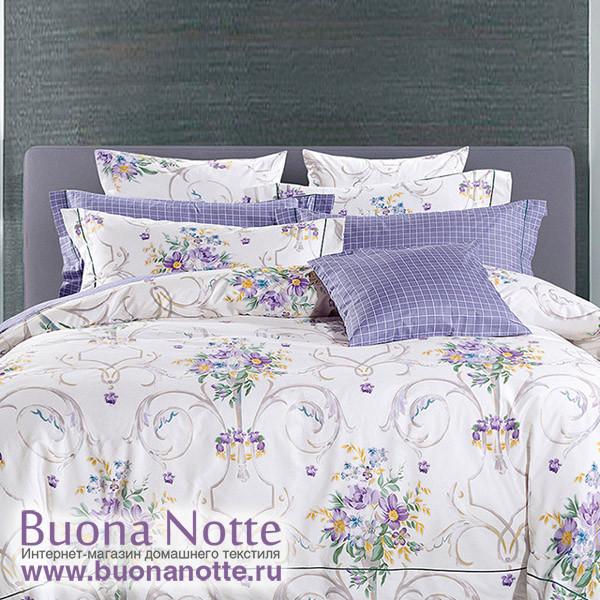 Комплект постельного белья Asabella 1122 (размер семейный)