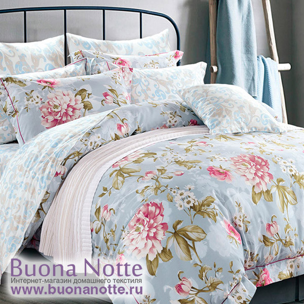 Комплект постельного белья Asabella 1130 (размер евро)