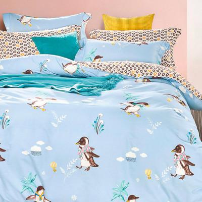 Комплект постельного белья Asabella 1132-4S (размер 1,5-спальный)