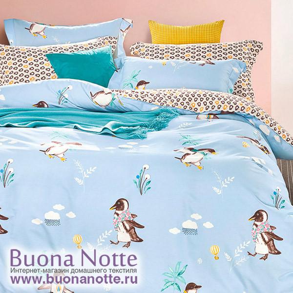 Комплект постельного белья Asabella 1132-XS (размер 1,5-спальный)