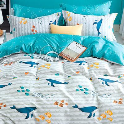 Комплект постельного белья Asabella 1134-XS (размер 1,5-спальный)
