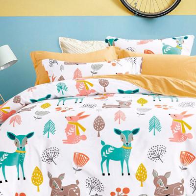 Комплект постельного белья Asabella 1135-S (размер 1,5-спальный)