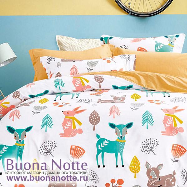 Комплект постельного белья Asabella 1135-XS (размер 1,5-спальный)