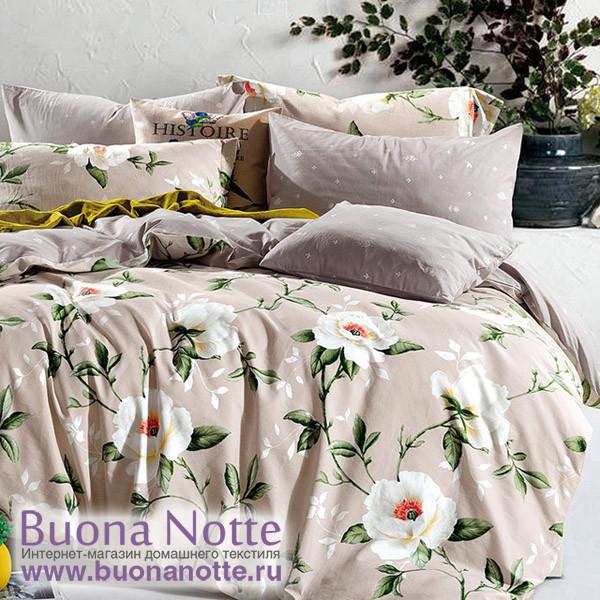 Комплект постельного белья Asabella 1137 (размер евро)