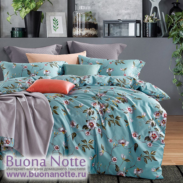 Комплект постельного белья Asabella 1142 (размер евро)