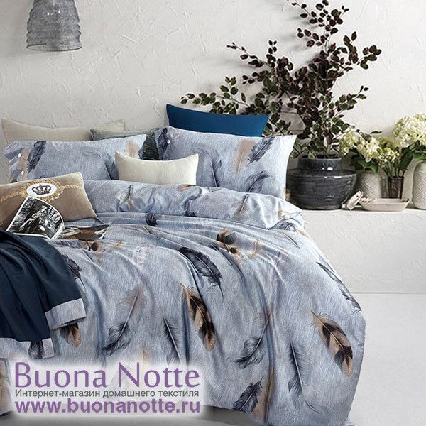 Комплект постельного белья Asabella 1143 (размер евро)