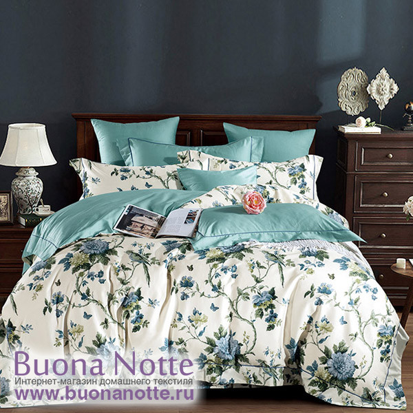 Комплект постельного белья Asabella 1145 (размер евро)