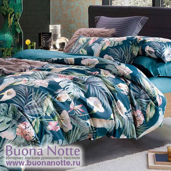 Комплект постельного белья Asabella 1177 (размер евро)