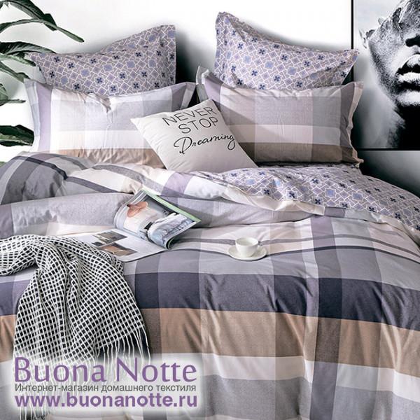 Комплект постельного белья Asabella 1195 (размер евро)