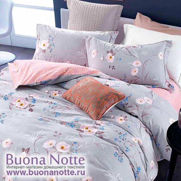 Комплект постельного белья Asabella 1196 (размер евро)