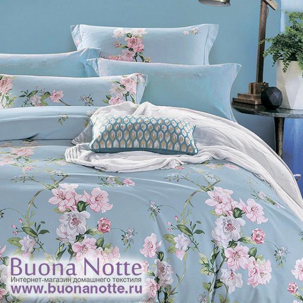 Комплект постельного белья Asabella 1197 (размер евро)