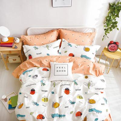 Комплект постельного белья Asabella 1224-4S (размер 1,5-спальный)