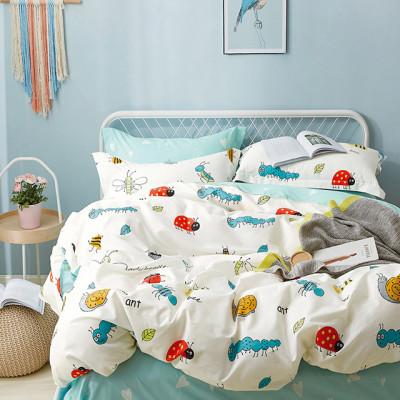 Комплект постельного белья Asabella 1225-4XS (размер 1,5-спальный)