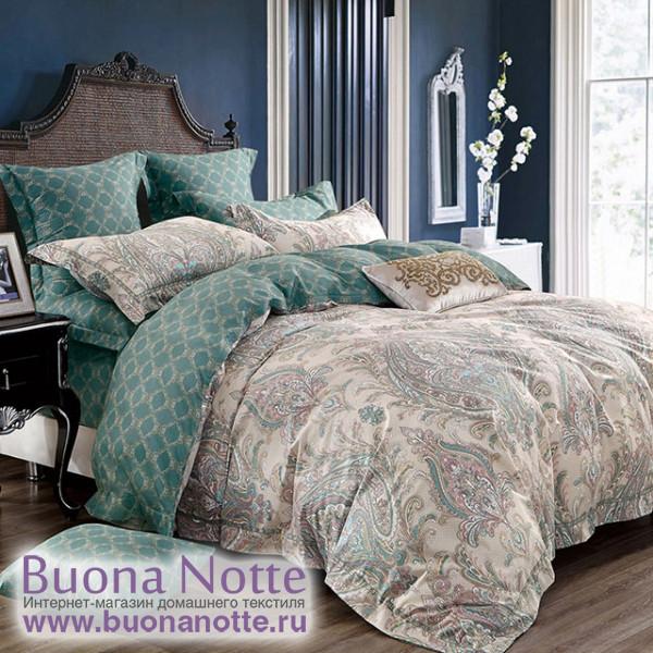 Комплект постельного белья Asabella 1270 (размер семейный)