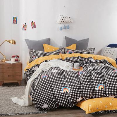 Комплект постельного белья Asabella 1275-4S (размер 1,5-спальный)
