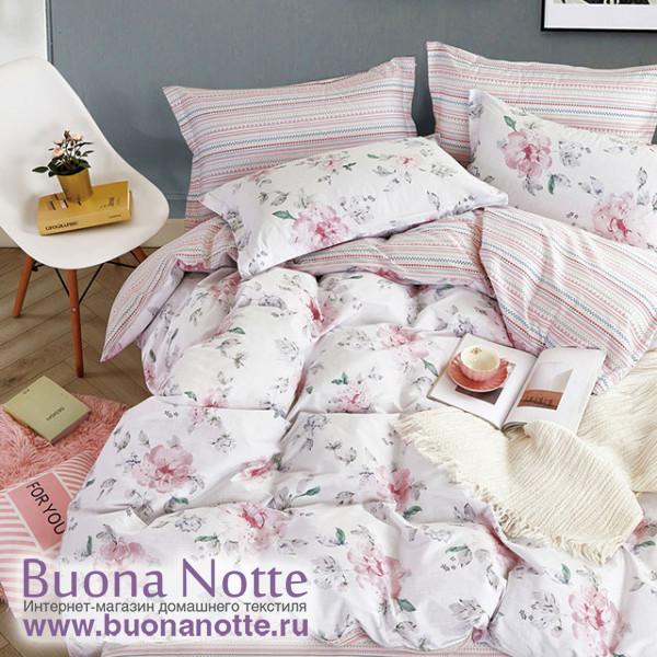 Комплект постельного белья Asabella 1277 (размер 1,5-спальный)