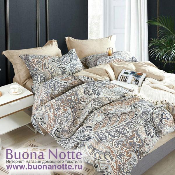 Комплект постельного белья Asabella 1280 (размер семейный)