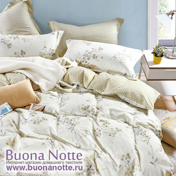 Комплект постельного белья Asabella 1287 (размер евро)